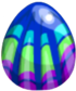 Iridescent Egg