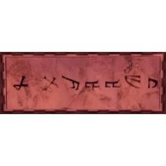Runes written in ancient Dwarven