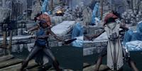 Isabela's Dueling Leathers (Antivan)