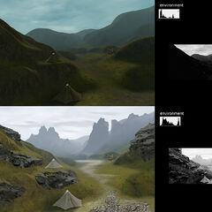 Landscape repaint 03
