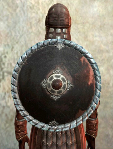 File:Small metal round shield.jpg