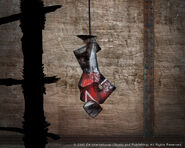 Hanged Man loading screen