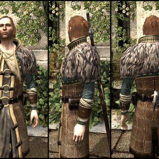 Initial Renegade's Coat