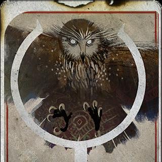 Trevelyan Mage tarot card