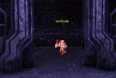 Zerlinda in Orzammar chantry