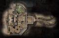 Therinfal Redoubt Lower Level Map.png