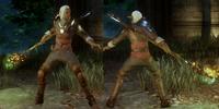 Arcane Warrior's Inquisition Warmage Robes
