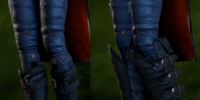 Enchanter Coat Legs