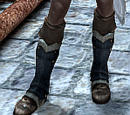 Orlesian Lancer Boots