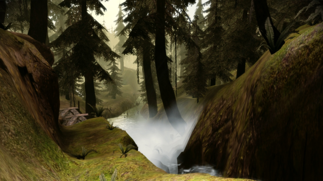 File:Forest Stream - View II.png