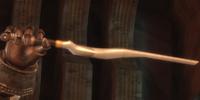 Golem control rod