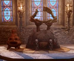 Chasind Throne