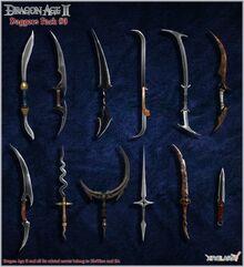 DA2 Daggers