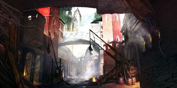 Orlesian Alley