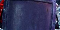 Metal Kite Shield