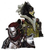Orlesian Masks