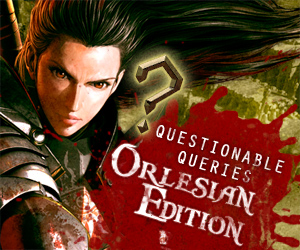 Questionable Queries Orlesian Edition mini