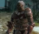 Ceremonial armor set