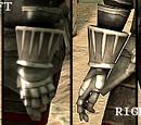 Blood Dragon Gauntlets