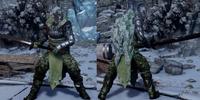 Skywatcher's Lamellar Armor (Vulture)