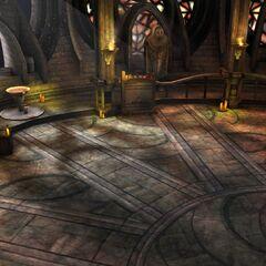 Interior chamber