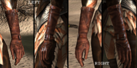 Warden Scout's Gloves