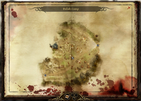 Map-Dalish Camp