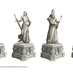 Chantry sculptures concept 2