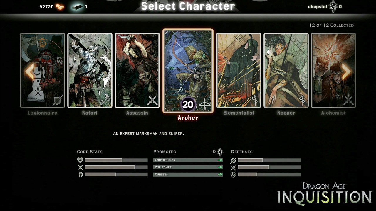 Dragon Age Inquisition - YouTube