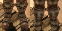 Dwarven Massive Armored Boots