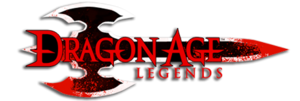 Dragon Age Legends logo