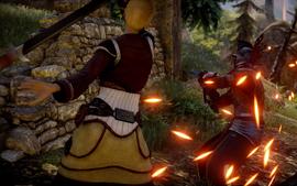Mage-Templar War Scene 1