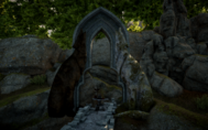 Exalted Plains - Shrine to Fen'Harel