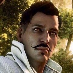 Dorian's profile on the official Dragon Age: Inquisition website