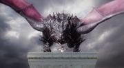 High Dragon attacks Beatrix III