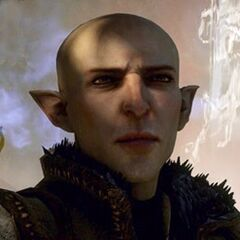 Solas's profile on the official Dragon Age: Inquisition website
