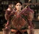 Chevalier armor set