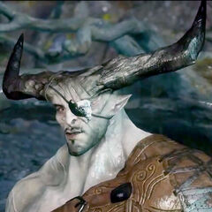 Dragon Age Inquisition: The Iron Bull Cosplay