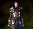 Templar Armor Schematic