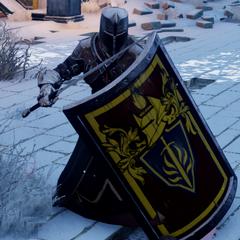 Red Templar Guard