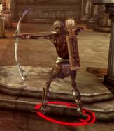 Creature-Skeleton Archer