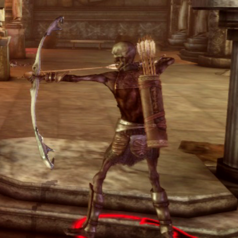 Skeleton Archer in <i><a href=