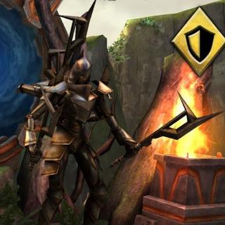 A gate guardian in <i><a href=