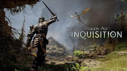 DRAGON AGE™ INQUISITION Gameplay Series -- E3 Demo Part One The Hinterlands