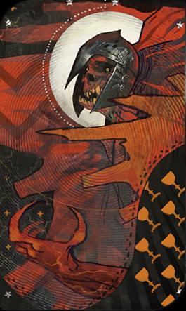 Behemoth tarot