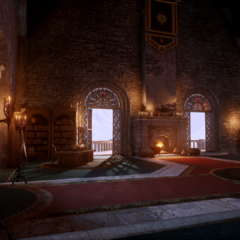 Inquisitor's quarters