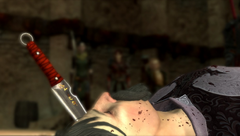 Lord Harimann murder knife
