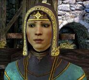 NPC-Hooded Courier Elven Alienage
