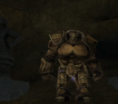 The Runic Golem