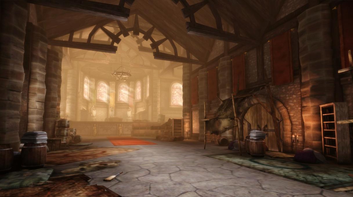 Village chantry | Dragon Age Wiki | FANDOM powered by Wikia